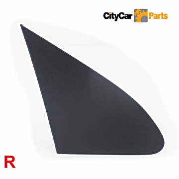 CITROEN C1 TOYOTA AYGO PEUGEOT 107 DRIVER SIDE FRONT TOP WING TRIM 60117-0H020